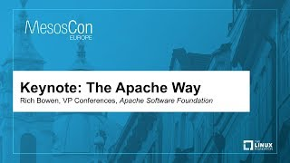Membership at The Apache Software Foundation