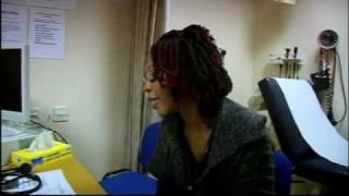 Trimethylaminuria (fish body odor) story on UK TV