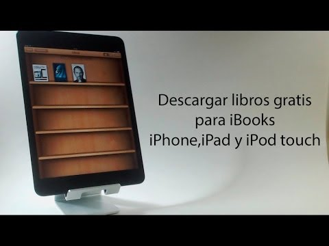 Descargar libros gratis para iBooks (iPhone,iPad y iPod)