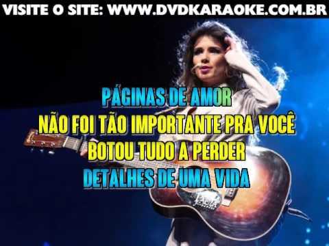 Paula Fernandes   Depende Da Gente