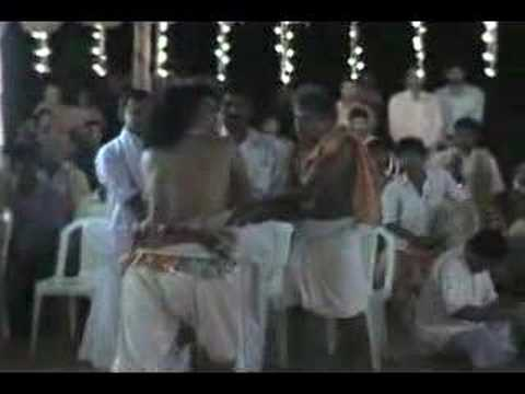 Nellitheertha-bhuta Kola-oil Ceremony video