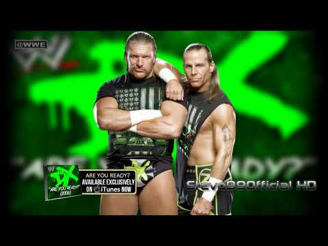 Wwe: D-generation X (2006) Theme Song: are You Ready? - Jim Johnston video