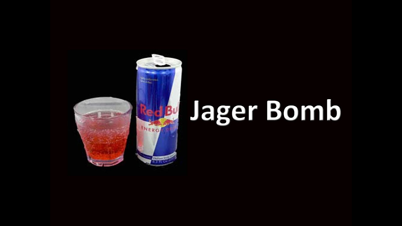 Jager bomb cocktail drink recipe youtube for Cocktail jager