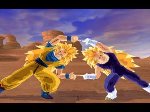 Goku SSJ3 And Vegeta SSJ3 Fusion  (Gogeta SSJ3) Dragon Ball...