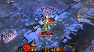 Diablo 3 SC Witchdoctor Zachan 1-60 part 14