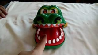 Cá sấu ăn thịt người đồ chơi của bé su