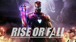 Rise or Fall - Marvel Studios Music Video - MARVEL MUSIC #Avengers #fanvidfeed