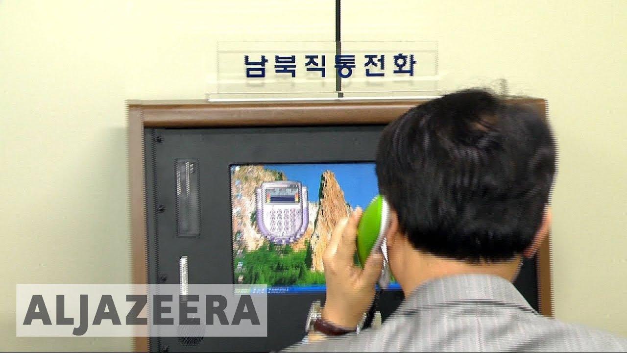 North & South Korea talks resumed
