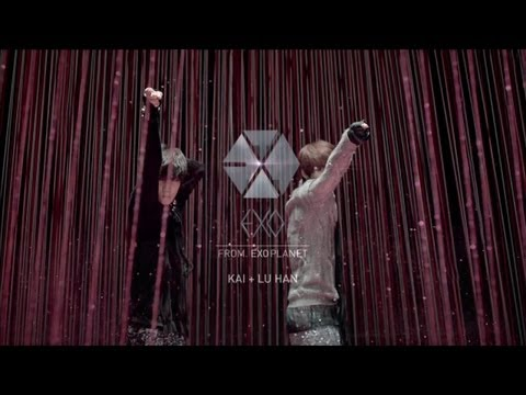 EXO Teaser 2_KAI & LU HAN Music Videos