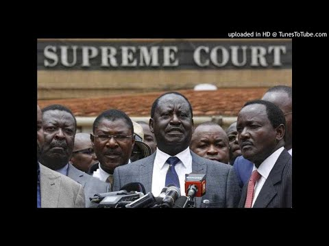 Kenyan Supreme Court Overturns Election Result In Historic Ruling - SBS Amharic