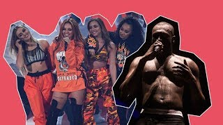 Little Mix - Power (feat.Stormzy) | REACTION