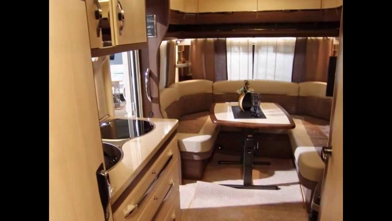hobby caravan 495 ul prestige 2014 youtube