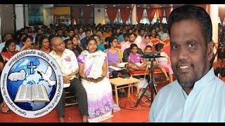 bro augustine jebakumar message 2014 part 1 paris france