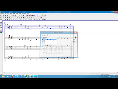 NOTE WORTH COMPOSER  1  E  2  TUTORIAL EM  (PORTUGUES)
