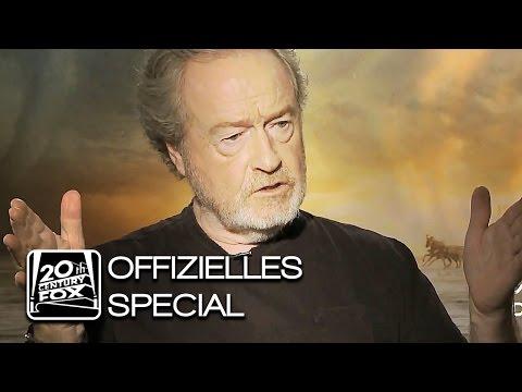 Exodus: Götter und Könige | 3 Minuten Special - Ridley Scott | Deutsch HD