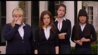 "Pitch Perfect - Clip: ""Chloe tells The Bellas that she has nodes"""