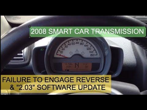 smart car transmission reverse gear shift problem youtube. Black Bedroom Furniture Sets. Home Design Ideas
