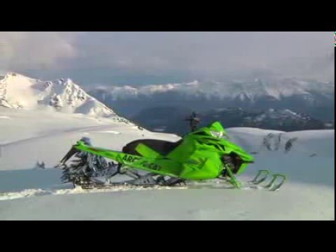 2016 Arctic Cat M8000 Review
