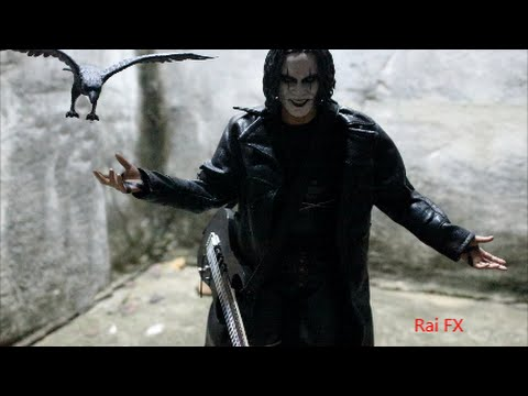 The Crow Eric Draven 1/6 Scale Hot Toys MMS 210 Figure Stop Motion Review