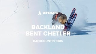 Atomic Bent Chetler skis 2016/17