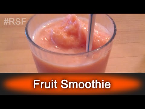 Ready, Set, Flambé: Fun Size - Fruit Smoothie