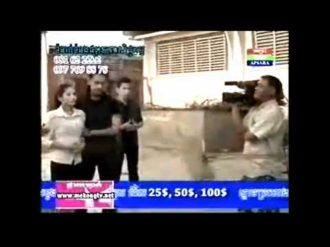 Khmer Movie - Nea Lop Japhob Snaeh (behind the scene)