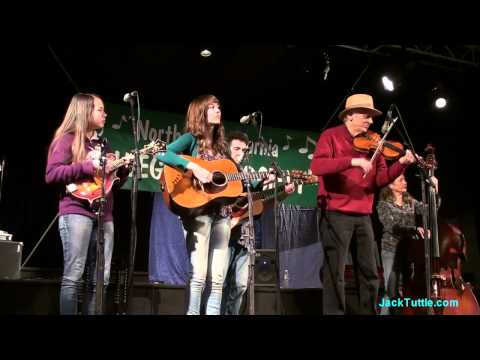 AJ Lee, Molly Tuttle, and Jack Tuttle -- Cherokee Shuffle