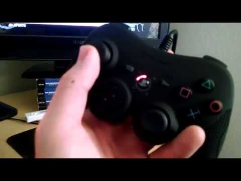 Pro EX Wired PS3 Controller review (Is it good?)
