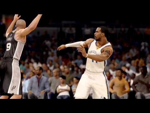 NBA Live 2016 Reveal Live Demo and Gameplay Trailer E3 2015 EA Conference EAE3