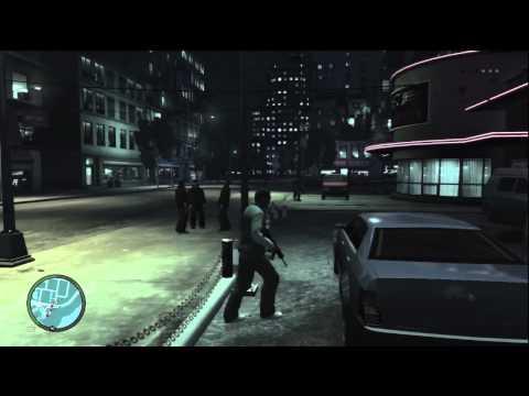 GTA IV: Doctor Niko in missione per pegorino :D