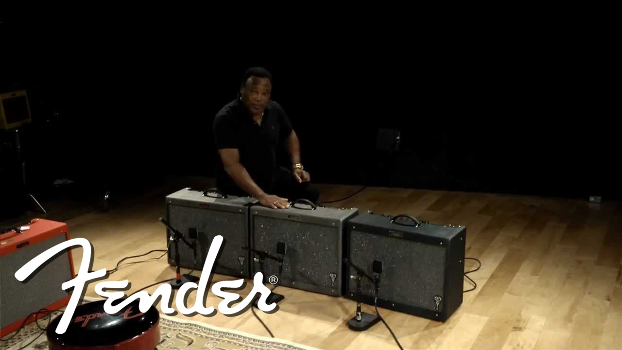 Fender Hot Rod Deluxe Settings George Benson Hot Rod Deluxe