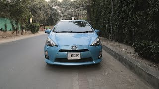 Toyota Aqua GLED | Owners Review: Price, Specs & Features | PakWheels