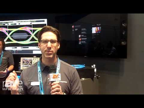 InfoComm 2014: Crestron Discusses Its 4K Certification System