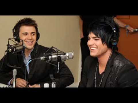Adam 12 Bloopers http://www.musicvideos.com/watch-kris-allen-responds-to-adam-lamberts-crush/filQOCvygiE.html