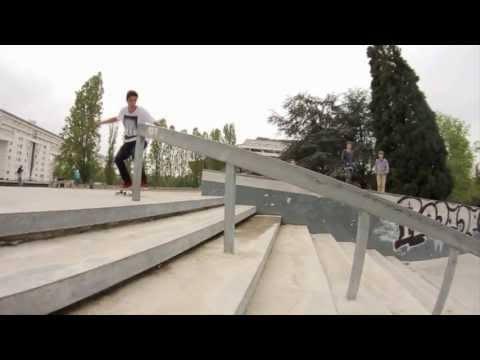 DC Shoes France - La Tournee Vol 2 - Edit 2