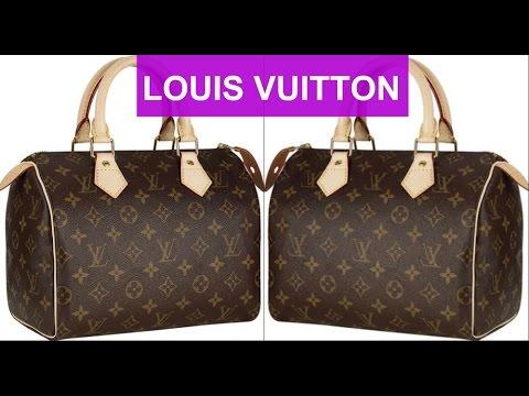 Как отличить подделку Louis Vuitton.