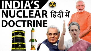 India's Nuclear Doctrine and Policy - Threats and Capabilities