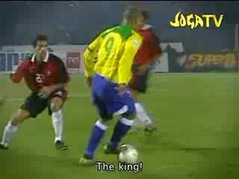 Joga Bonito : Ronaldo Homage