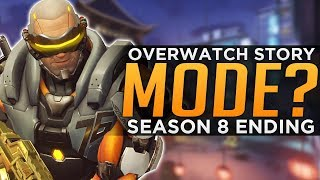 Overwatch: STORY MODE Coming? - Season 8 ENDING!