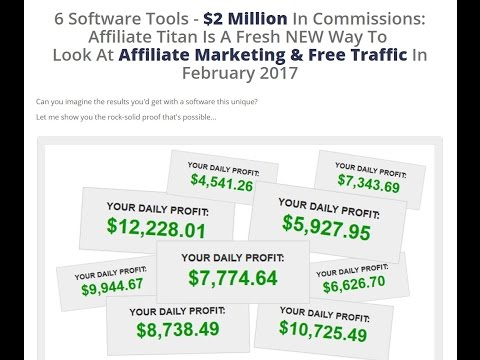 How To Make Money Online With Affiliate Marketing | Clickbank | JVZoo | Amazon- Affiliate Titan
