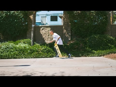 Roman Lisivka | Primitive Skate Part