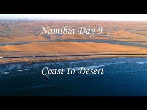 Namibia roadtrip day 9 Walvis Bay Tropic of Capricorn Namibia Sesriem
