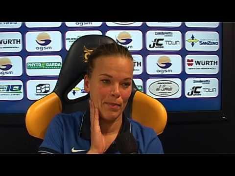 Verona - Rosengard post match 2
