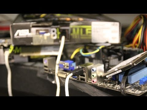 Hak5 - Building a Virtualization Cluster for under $1000?!? 3 CPUs and 12 GB of RAM!