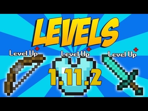Top1MC - Levels Mod 1.11.2 - Minecraft Installation & Review