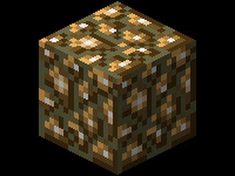 Как сделать светящуюся текстуру в minecraft
