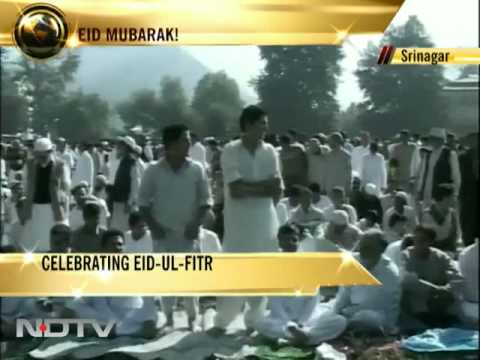 Celebrating Eid-ul-Fitr