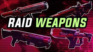 Raid Weapons in PvP - Scourge of the Past (these guns are awesome) | Destiny 2
