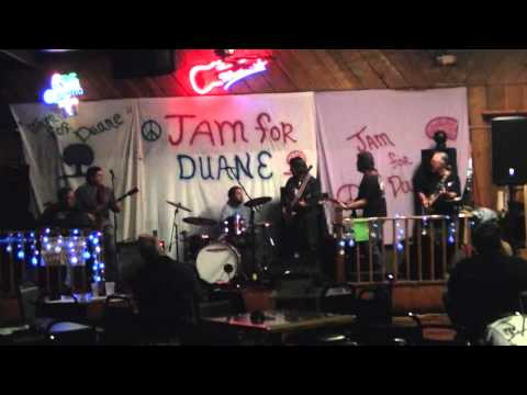 23-Just Got Paid - Jam For Duane - Open Jam - 10/29/11 - Gadsden, AL