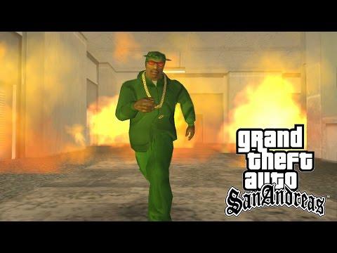GTA San Andreas Final ÉPICO ao Melhor Estilo Parte #59